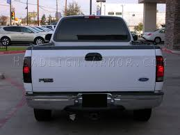 2000 F150 Tail Lights 96 03 Ford F150 Smoked Taillight Film Kit