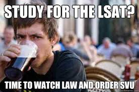 Law And Order Meme - lazy college senior law and order know your meme