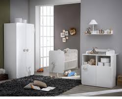 chambre bébé contemporaine blanche mistie chambre bébé complète