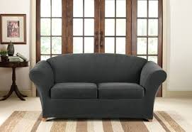 loveseat loveseat slipcovers t cushion 3 piece photo of stretch