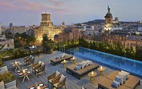 Top Rooftop Bars Singapore Top 10 The Best Barcelona Hotels With Rooftop Bars