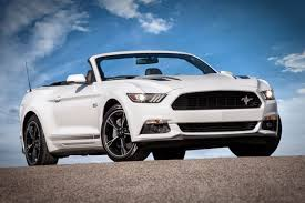 mustang convertible 2017 ford mustang overview cars com