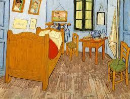 chambre vincent gogh décoration peinture chambre gogh 96 la rochelle 11420556