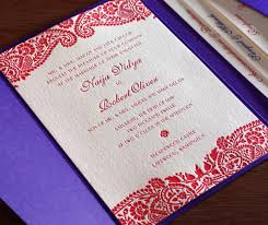 asian wedding invitations new letterpress indian wedding card designs 3 new south asian