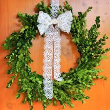 boxwood wreath summer boxwood wreath a living