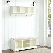 Small Storage Bench With Baskets Narrow Storage Bench Entryway Image Of Entryway Storage Bench With