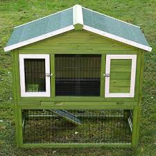 How To Build A Rabbit Hutch And Run Outback Hutches Outback All Seasons Rabbit Hutch With Run