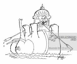 elephant riders cartoons and comics funny pictures from cartoonstock