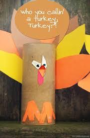toilet paper turkey craft diy toilet paper roll turkeys by claudya