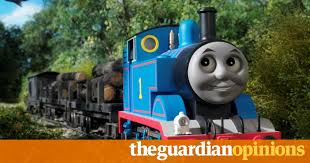 thomas the tank engine had to shut the hell up to save children