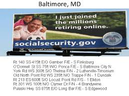 psa si e social social security outdoor billboard psa campaign