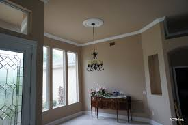 plantation bay complete interior painting and crown molding