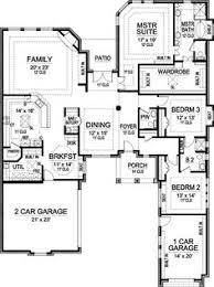 monster home plans european style house plans 3541 square foot home 2 story 3