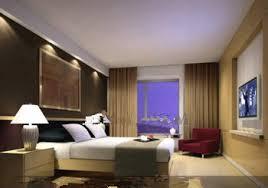 type de chambre d hotel confortable chambre d hôtel de type commercial 3d model