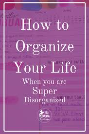 the peculiar treasure how to organize your life when you are