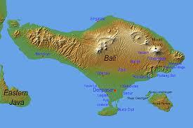 bali indonesia map bali indonesia s magical island paradise