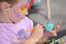 top 20 nature art and craft ideas ecokidsart com official