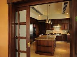 interior kitchen doors going to the kitchen traditional interior doors living space
