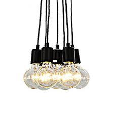 Cluster Pendant Light Cluster Pendant Light Amazon Com