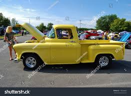 Vintage Ford Truck Images - frederick md september 16 yellow vintage stock photo 115032883