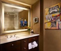 Bathroom Mirror Tv by Tv In Bathroom Mirror Picture Of Omni Dallas Hotel Dallas