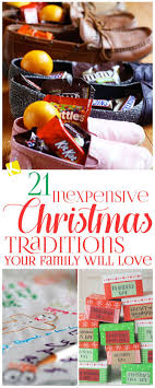 21 free or cheap family traditions family