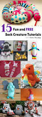 25 unique sock crafts ideas on pinterest sock animals sock