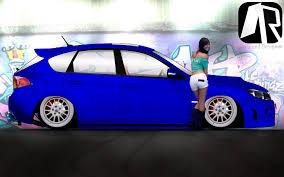 subaru wrx sti 2011 subaru impreza wrx sti hatchback 2011 euro style by ismaelrocha on