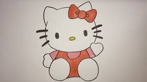 drawing kitty youtuber utube youtub youtubr