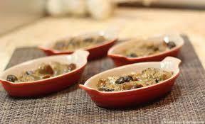 cuisiner des escargots fricassée de cèpes aux escargots