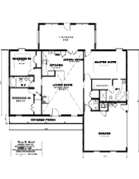 residential home floor plans plan of residential house ideas the
