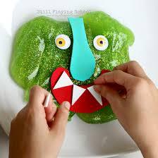 go away big green slime still school