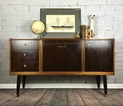 Vintage Teak Sideboard Vintage Retro Teak Sideboard Drinks Cabinet Vinterior