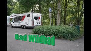 Rolli Bad Stellplatz In Bad Wildbad I Schwarzwald Youtube