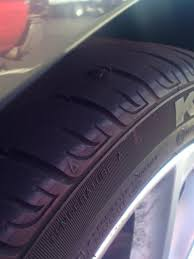 lexus tires cheap discount tire repaired puncture on tire shoulder