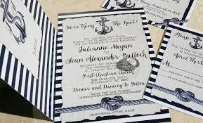 nautical wedding invitations new nautical wedding invitations heart knot and anchor wedding