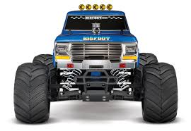 the monster truck bigfoot amazon com traxxas 36034 1 bigfoot no 1 2wd 1 10 scale monster