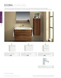 Vitra Bathroom Furniture Vitra Bathroom Collection Brochure 2016