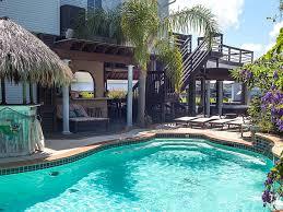 tiki island paradise lush tropical pool h vrbo