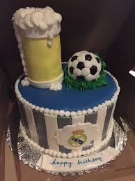 soccer cake real madrid soccer cake w a mug yelp