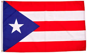 amazon com puerto rico 3ft x 5ft printed polyester flag sports