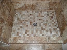 Bathroom Shower Floors Tiles Design Best Tile For Shower Floor Bathrooms And