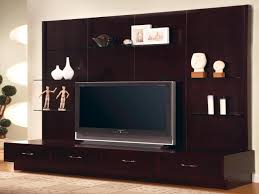 home design glass tv wall units imanada for modern unit 87