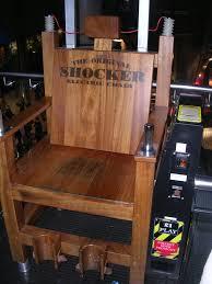 chaise lectrique une photo de londres par jour une chaise électrique au