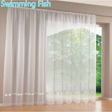 online get cheap sheer voile curtains aliexpress com alibaba group