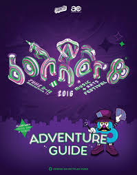 bonnaroo 2016 adventure guide by bonnaroo issuu