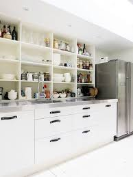 Kitchen Cabinet Without Doors by Unique 50 Kitchen Cabinets No Doors Design Inspiration Of Best 25