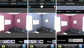 change wall paint color app l wallsmart interactive paint is wall