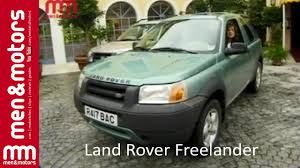 1998 land rover freelander review youtube