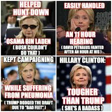 The Good The Bad And The Ugly Meme - funny hillary clinton memes and pictures